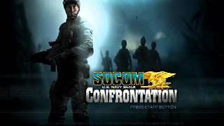 Socom U.S NAVY SEALS CONFRONTATION theme