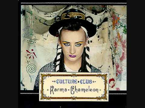 Culture Club\` Karma Chameleon ~FULL HQ