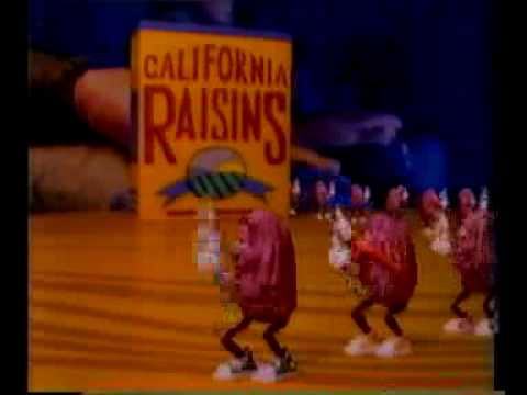 California Raisins Commercial (1986)