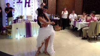 Свадебный танец сестренки и теперь уже братика ;)