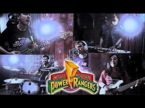 Soundtrack Mighty Morphin Power Ranger (Go Go Power Rangers) Cover by Sanca Records