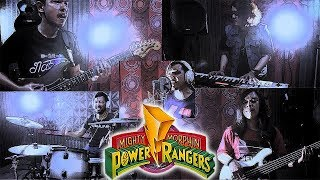 Soundtrack Mighty Morphin Power Ranger Cover by Sanca Records