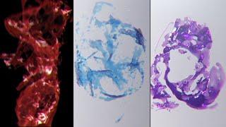 R&D: Orbiting/Abstract Fluid