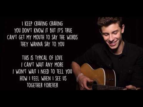 Imagination Shawn Mendes Lyrics