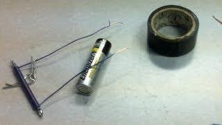 Make a Micro Electro Magnet