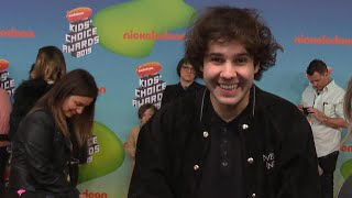 KCAs 2019: David Dobrik Is Ready for Olivia Jade's Return to YouTube (Exclusive) Video