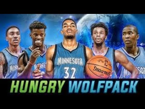 IN SEARCH OF A WIN LETS TURN IT AROUND T WOLVES  (NO MIC)