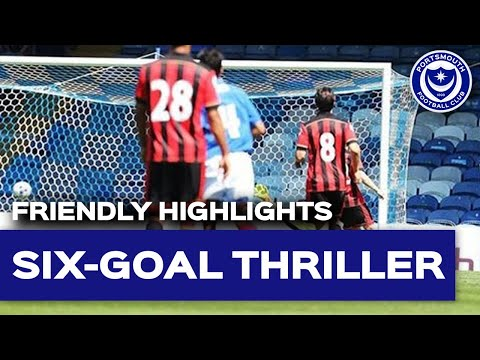 Highlights: Portsmouth 3-3 AFC Bournemouth