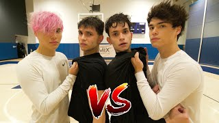 Lucas and Marcus vs Stokes Twins!