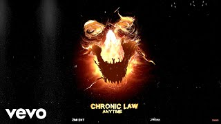 Chronic Law - Anytime (Official Audio)