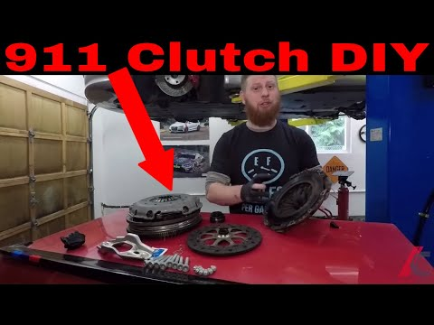 DIY – How To Replace A Porsche 911 Clutch by A Master Technician – Comprehensive Video