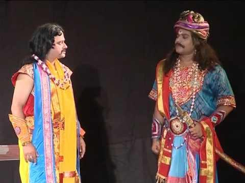 Play Rakt Abhishek at IGNCA    Written and Directed by DP Sinha
