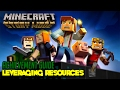 Minecraft: Story Mode - Leveraging Resources - Achievement Guide