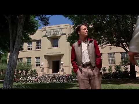 back to the future hill valley high school scene