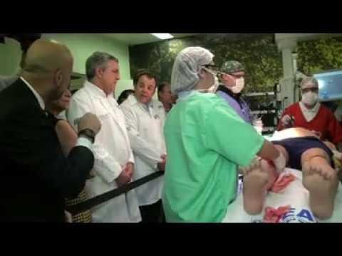 Centro de Trauma HEAT - Hospital Geral de São Gonçalo