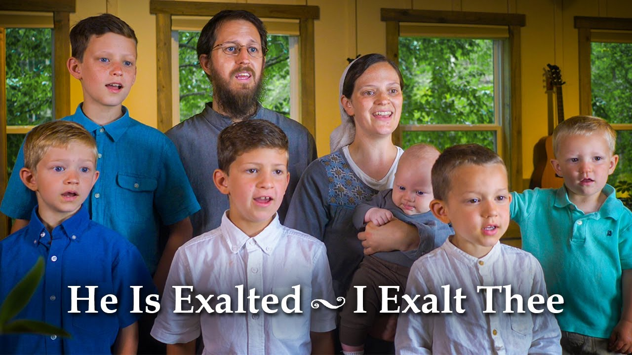 He Is Exalted // I Exalt Thee (Medley) | Sounds Like Reign