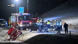 Asp (Densbüren) AG: Kollision forderte drei Todesopfer (Zeugenaufruf)