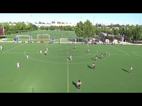 San Juan 06 Academy vs Sacramento Republic FC - 10/7/2017 #1