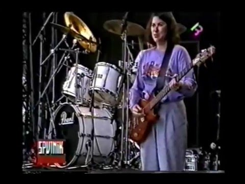 Pixies.-  Gouge away (Live 1989)