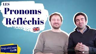 Yourself, himself, oneself... tout savoir sur les pronoms réfléchis en anglais