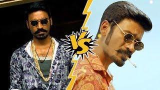 Maari vs Maari 2 Best Action Scene | Dhanush | Rowdy Hero | Which One Is Best?? (Best Fight Scene)