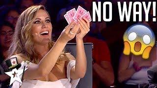 Judges Couldn't Believe His Card Trick!   Magicians Got Talent