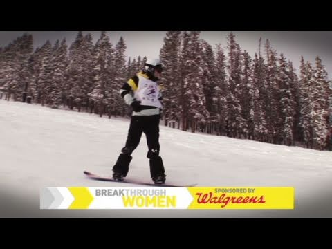 HLN: Double amputee snowboarder, Amy Purdy inspires