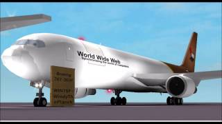 ROBLOX SPEEDBUILD - Windows7StarterFan (Windy The 767-300F)