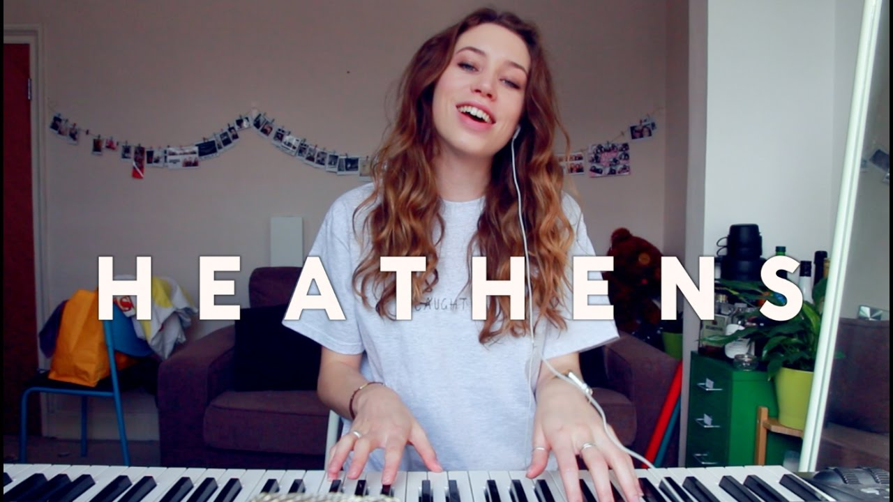 Twenty One Pilots - Heathens(cover) - Twenty One Pilots - Heathens(cover)