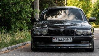 Идеальная BMW E38: тебе НУЖНА такая тачка, брат!