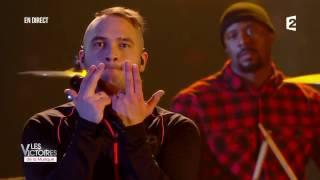 """JUL - Medley """"Tchikita + Je ne suis pas fou"""" - Victoires de la musique 2017"""