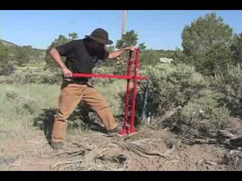 The Bullpull Shrub Removal Pulling Shrubbery How To
