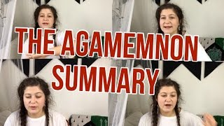 the agamemnon summary laura loves classics