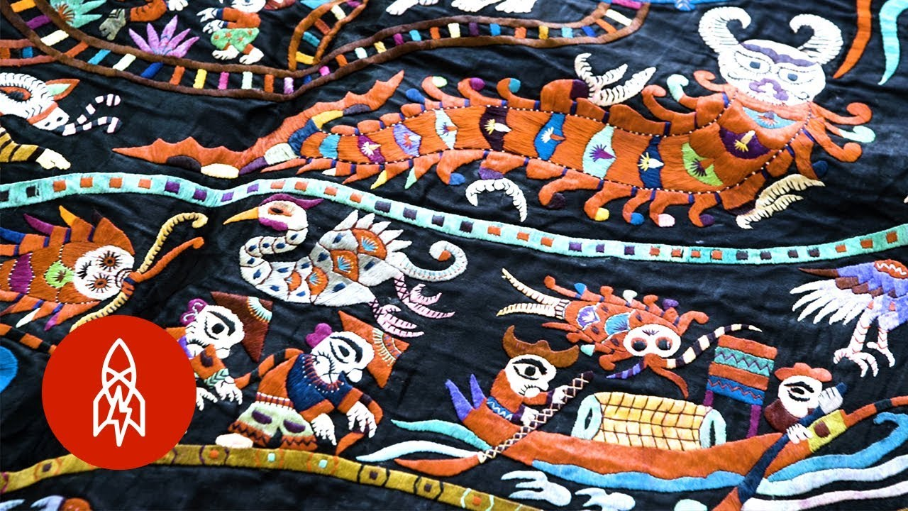 China's Rich Tradition of Embroidering