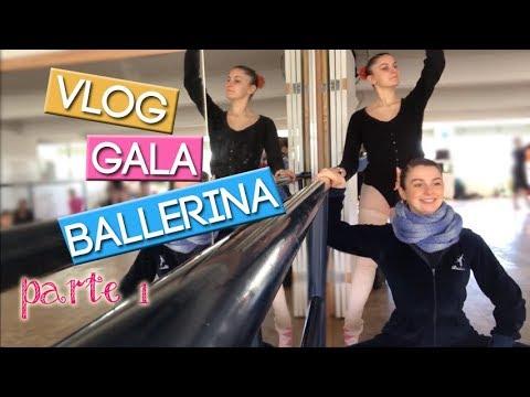 VLOG APRESENTAÇÃO DE BALLET - Muito ensaio e amidalite | Luiza Corti Blog