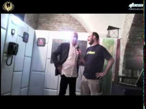Intervista ItaSA   Michael Hogan Galacticon 6