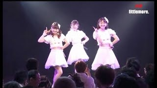 TIF2019選抜LIVE決勝でのlittlemore.(リトルモア)のライブです。 □セッ...