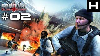 Conflict Global Storm Walkthrough Part 02 [PC]
