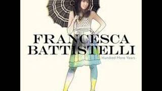 "Francesca Battistelli - ""Hundred More Years"" OFFICIAL AUDIO"
