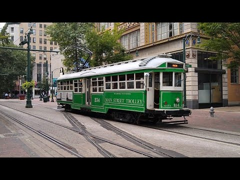 STREETCARS I MATA Main Street Trolley - Memphis, TN