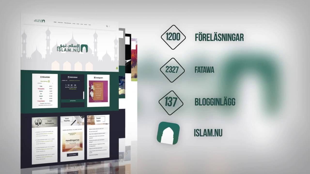 Välkomna till nya Islam.nu