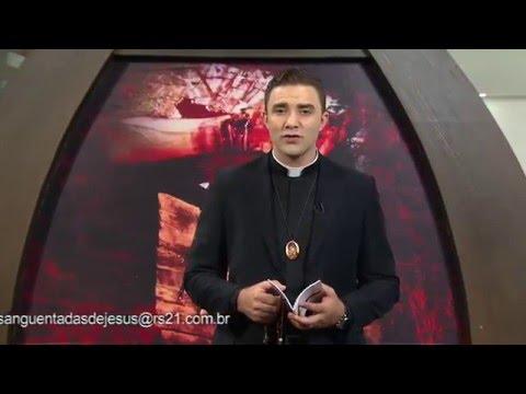 Terço Mãos Ensanguentadas de Jesus - 17/02/2015