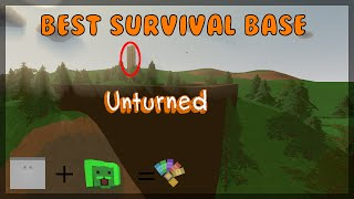 The Best Base Design In Unturned! (In My Opinion)