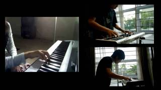 All or Nothing (Mutemath) Instrumental Cover feat. pianoeugene