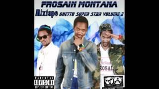 Gambar cover 25   Frosain Montana Feat Lil B2A   Sa Viens Du  G H E T T O