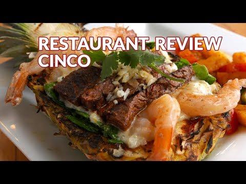 Restaurant Review - Cinco | Atlanta Eats