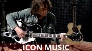 gretsch g5420t electromatic hollow body at icon music