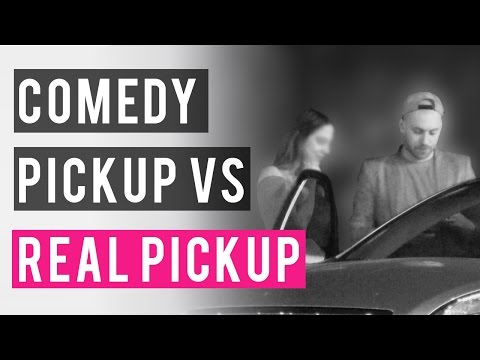 Entertainer Pickup vs. Normal Pickup. (w/ Infield)
