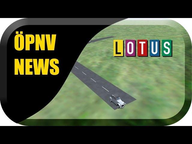 ÖPNV News #51 Bessere Performance & KI für LOTUS, Neues Addon für TSW2020 & Bad Hügelsdorf