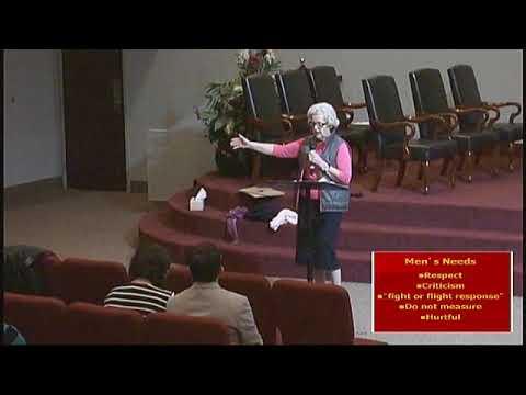 Marriage Family Seminare Sat AM 1 2-17-18